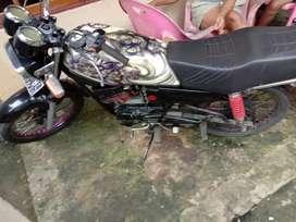 Di jual Motor RX king