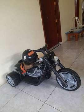 mainan motor aki anak hurley volta rocker