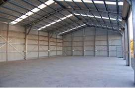 Industrial Plot in Baddi for sale built up area included