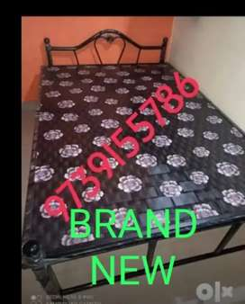 METAL DOUBLE BEDS. FROM MANUFACTURERS