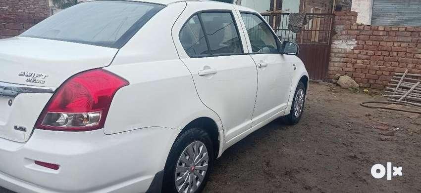 Maruti Suzuki Swift Dzire LDi BS-IV, 2012, Diesel 0