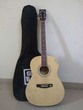 J&D Unused Guitar in Very good Condition for Urgent Sale