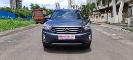 Hyundai Creta 1.6 CRDi AT S Plus, 2018, Diesel