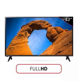 LG Led TV 43inch 43LM5500 Full HD Digital Tuner Garansi Resmi