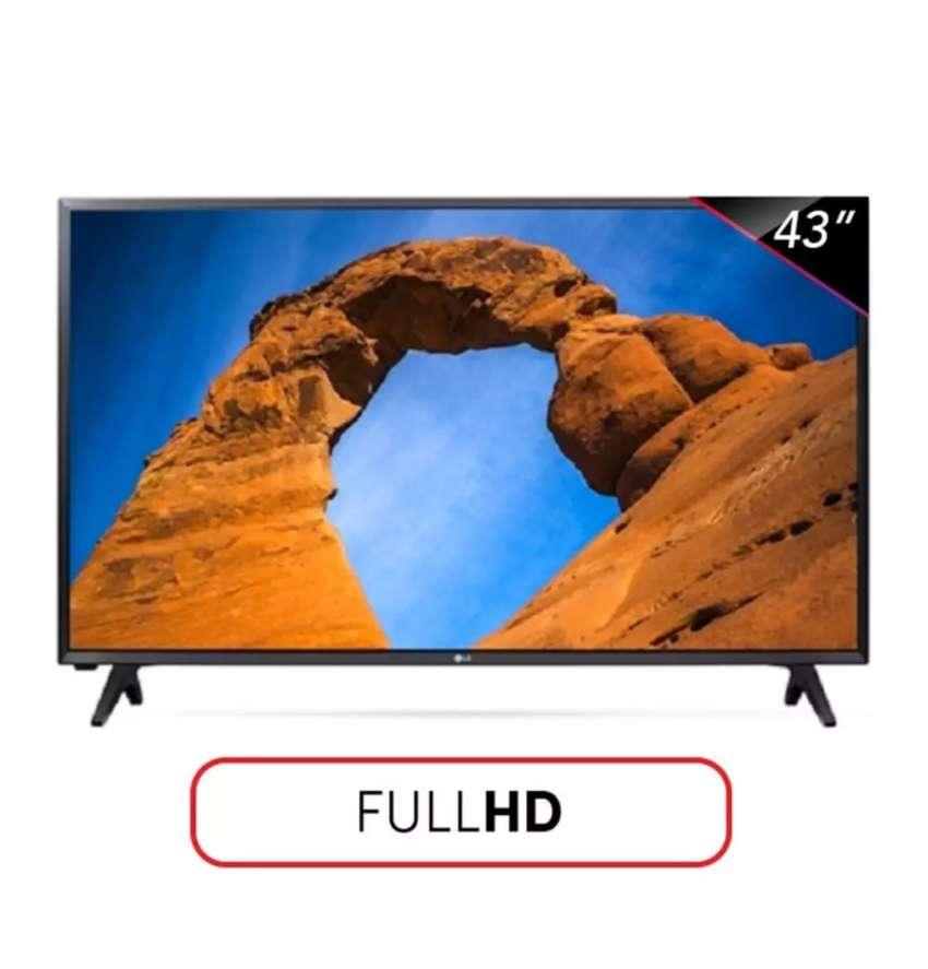LG Led TV 43inch 43LM5500 Full HD Digital Tuner Garansi Resmi 0