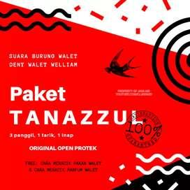 Paket Tanazzul Ori Deny Walet Welliam suara walet open protek garansi