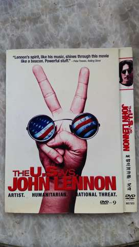 DVD film The U.S vs John Lennon