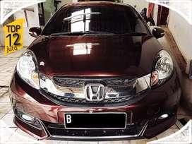 "Honda Mobilio 1.5 E Th 2014 A/T Kondisi Btl"" Istimewa Siap Dibuktikan!"