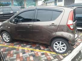 Suzuki Splash Manual Tahun 2011