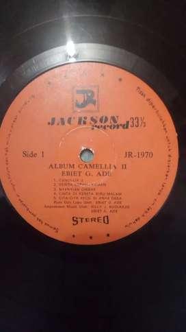 Piringan Hitam/Vinyl Ebiet G. Ade Album Camelia II