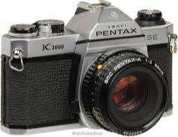 PENTAX K1000 SLR CAMERA FOR SALE