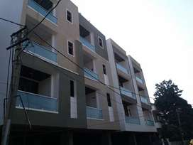 A 3 bhk flat located near element mall dcm