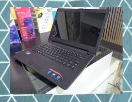 Laptop Lenovo Ideapad 110 Intel CPU N3160 - SUPER MANTAB !