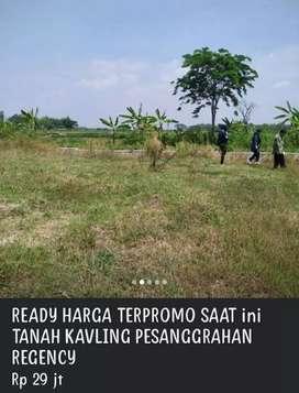 READY TANAH KAVLING HARGA MIRING BAGI ANDA YANG INGIN MULAI INVESTASI