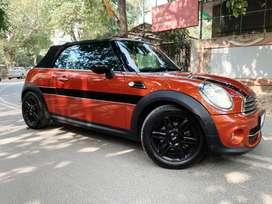 Mini Cooper Convertible 2014-2016 1.6, 2014, Petrol