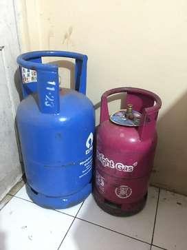 Tabung Gas 12kg LPG kosongan