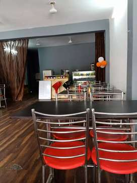 Restaurant is available for sale manduwala opposite dolphin college