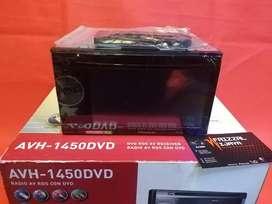 Pioneer AVH-145DVD Bergaransi [ Bonus camera ]