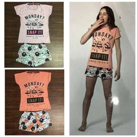 Export Surplus Collection For Boys And Girls Summer Shorts Set