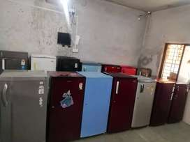 Refurbished Fridge for sale starting from 5000.