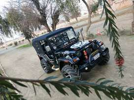 All India Jeep