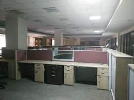 2600 sq ft full furnished office for rent