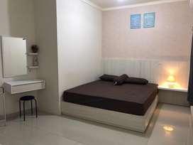 Disewakan kost/homestay kamar Harian lengkap