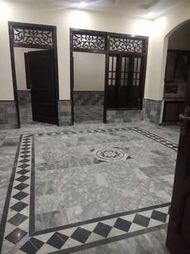 5 marla Ground portion for rent at Warsak Road Sabz Ali Town peshawar