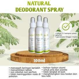Deodorant spray natural 100ml