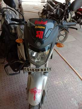 Yamaha SZ-X 135 CC in all new condition.