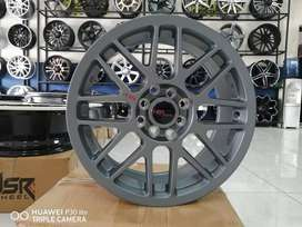 VELG HSR RAI-S1 R16X7 H8X100-114 SMG