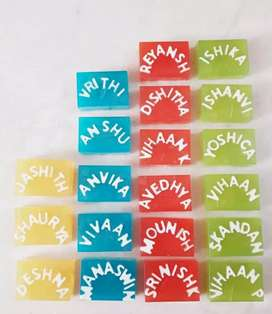 Soaps totally organic