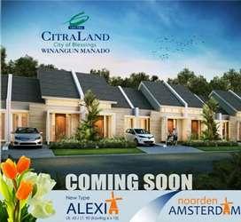 Rumah Exclusive Citraland Manado Siap Huni