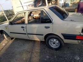 Nissan Datsun 1985 model working condition