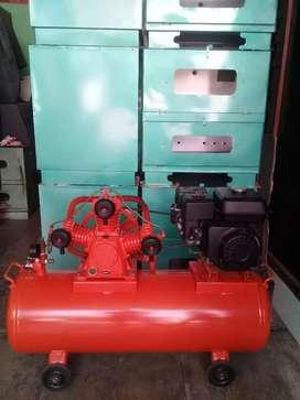 Komoresor bensin 3 silinder