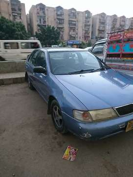 Smooth drive Nissan sunny 1998