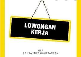 Lowongan kerja Asisten Rumah Tangga Surabaya