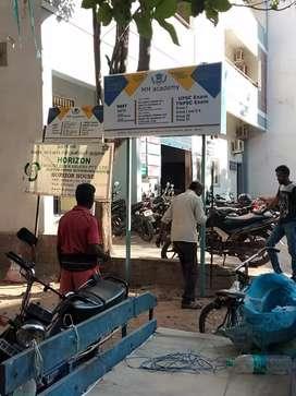 Hurry up - Immediately female receptionist wanted in Royapuram