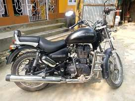 ThunderBird 350(Stone Black)