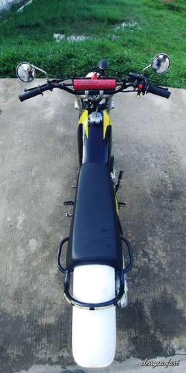 Mocin trail klasik 150 cc buil up