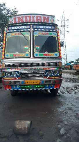 Ashok Leyland 2010model