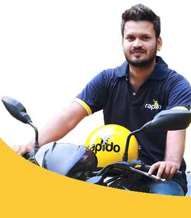 Job - Bike Rider/Bikers | No charge For Joining |