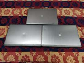 Hp probook i5 3gen 15.6 inch 8gbram with warranty and bill