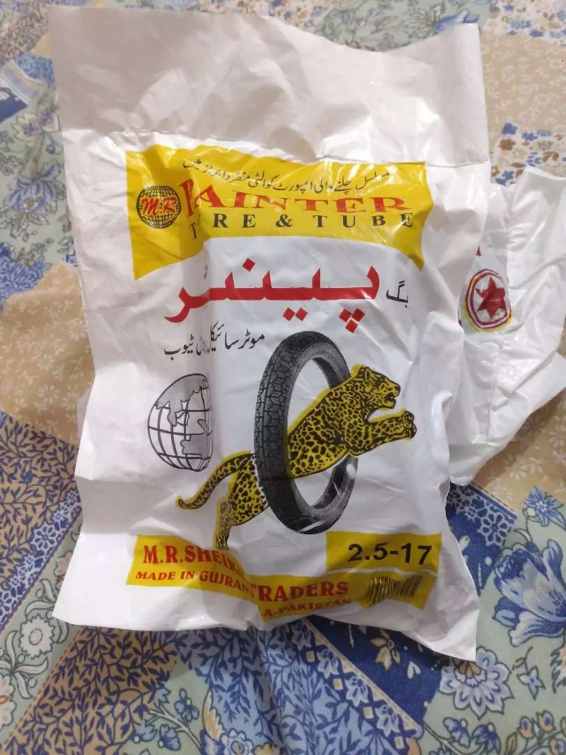 Panther service B quality tube delivery free quantities 50.100 ya Zada 0