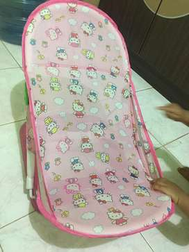 Baby bath chair hello kitty