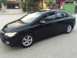 Honda Civic VTi Orial Prosmetic Get On Easy Monthly Installment