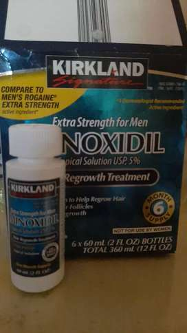 Minoxidil original penumbuh rambut & jambang