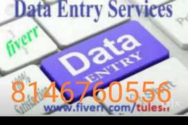We are looking candidate for data formatting work