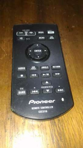 Remote control Head unit audio pioneer cxe5116