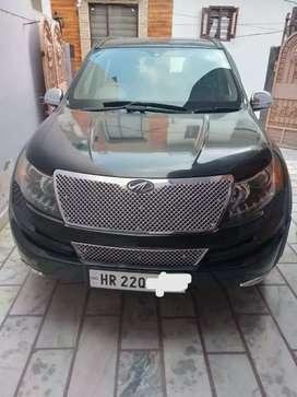 Xuv 500 W8 Black full opp